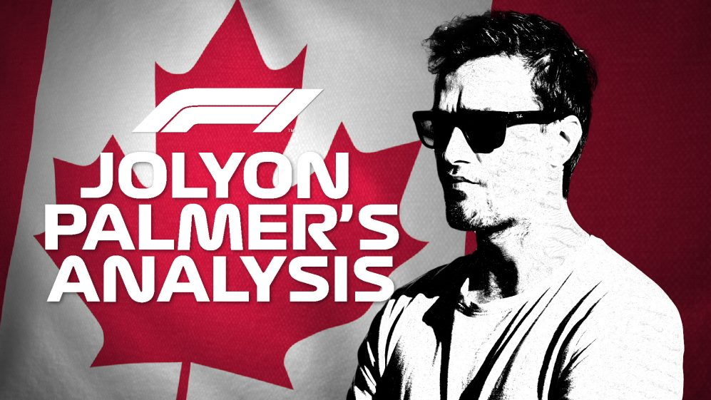 Jolyon Palmer's Analysis: 2019 Canadian Grand Prix