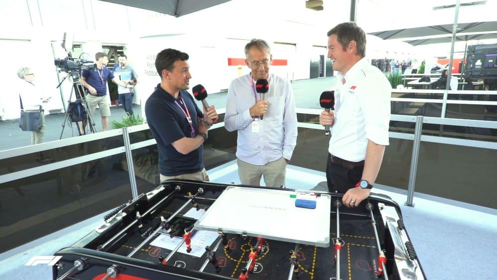 TECH TALK: Rob Smedley explains Formula 1 tyre grip on F1 TV