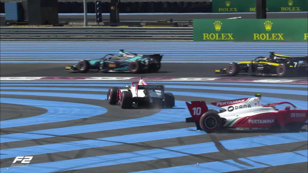 Top 5 Moments: F2 2019 Round 5 - France