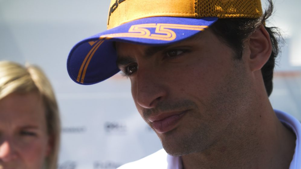 Carlos Sainz: McLaren 'very hungry for results'