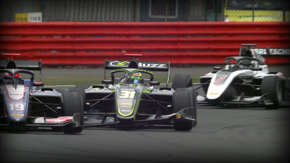 F3 2019 Round 4: Great Britain feature race highlights