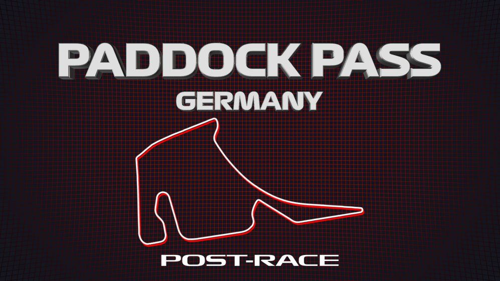 PADDOCK PASS: Reviewing the 2019 German Grand Prix