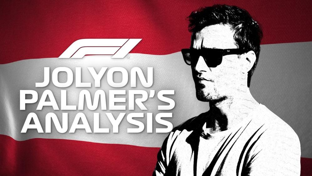 Jolyon Palmer's Analysis: 2019 Austrian Grand Prix