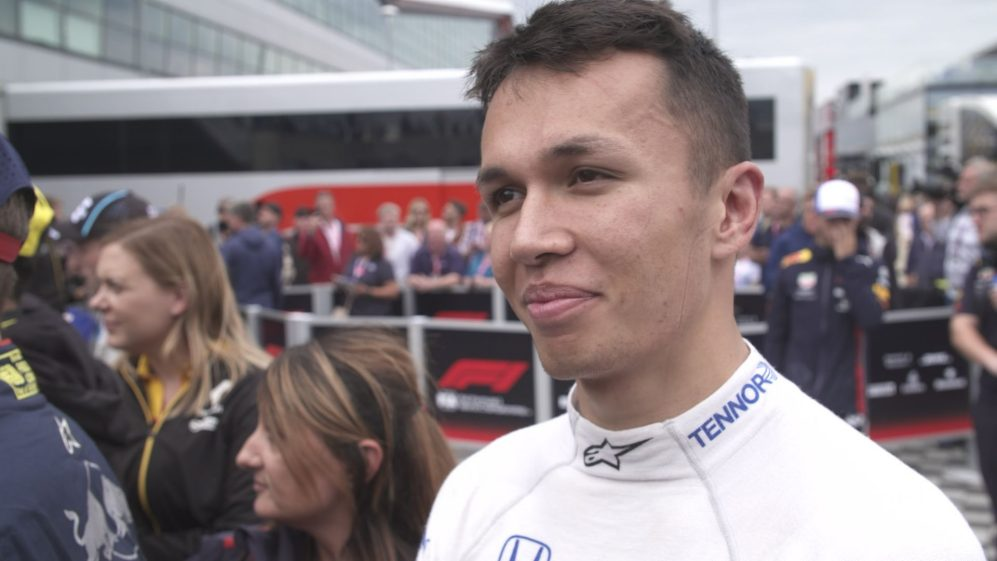 Alexander Albon: Frustrating, but we'll learn for the next race