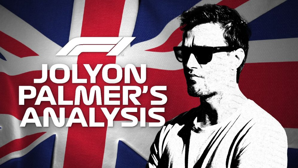 Jolyon Palmer's Analysis: 2019 British Grand Prix