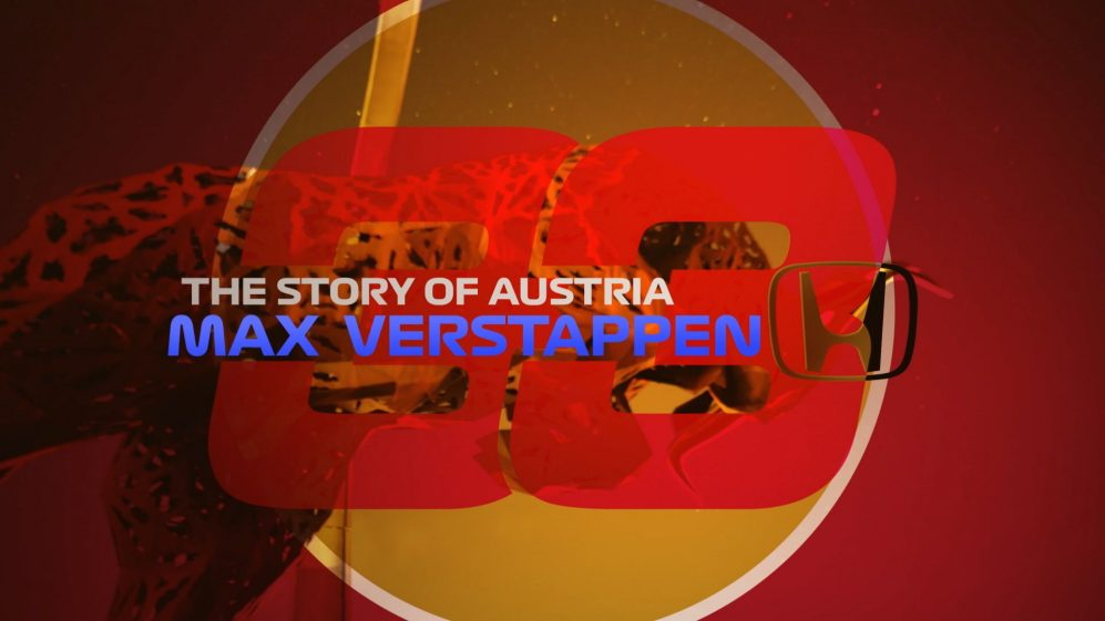 Max Verstappen: The Story of Austria