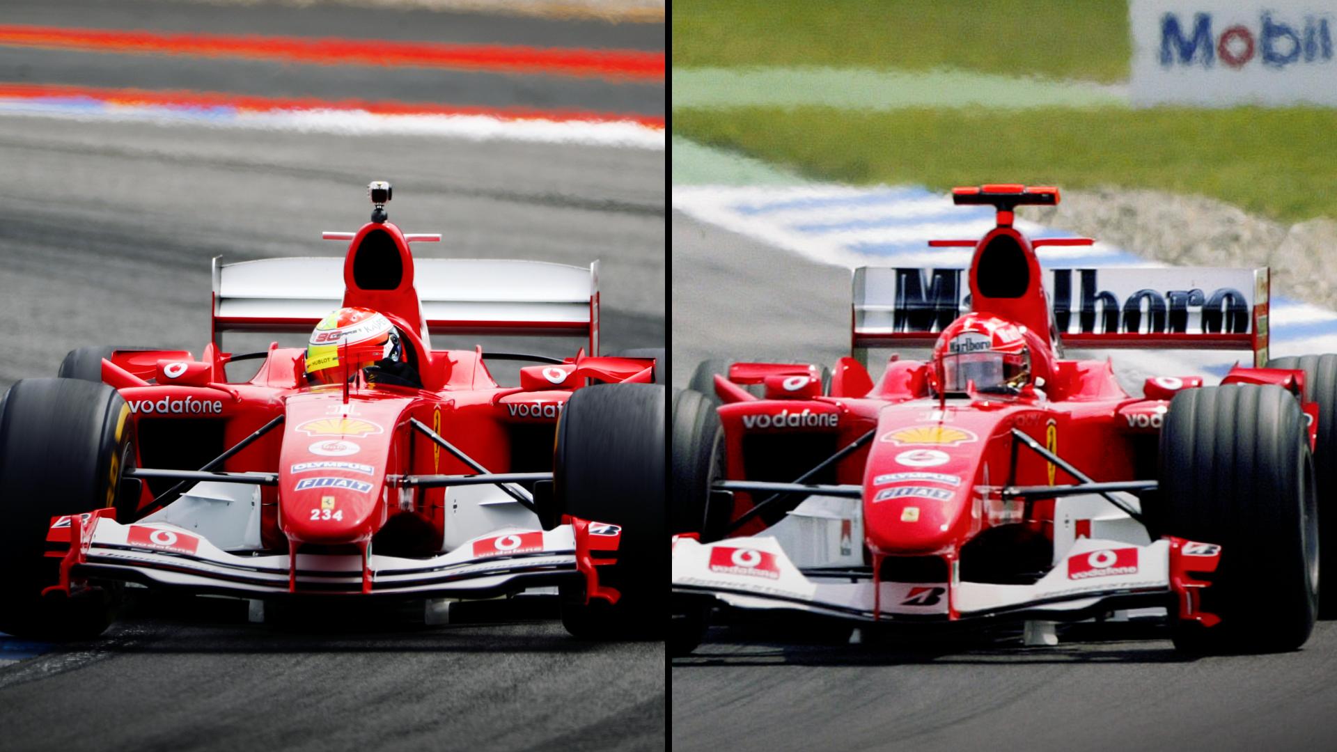 Mick Schumacher To Drive Father S 2004 Ferrari At Mugello Ahead Of Team S 1000th Gp Formula 1