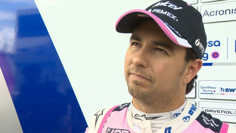 Sergio Perez: We can be more competitive here