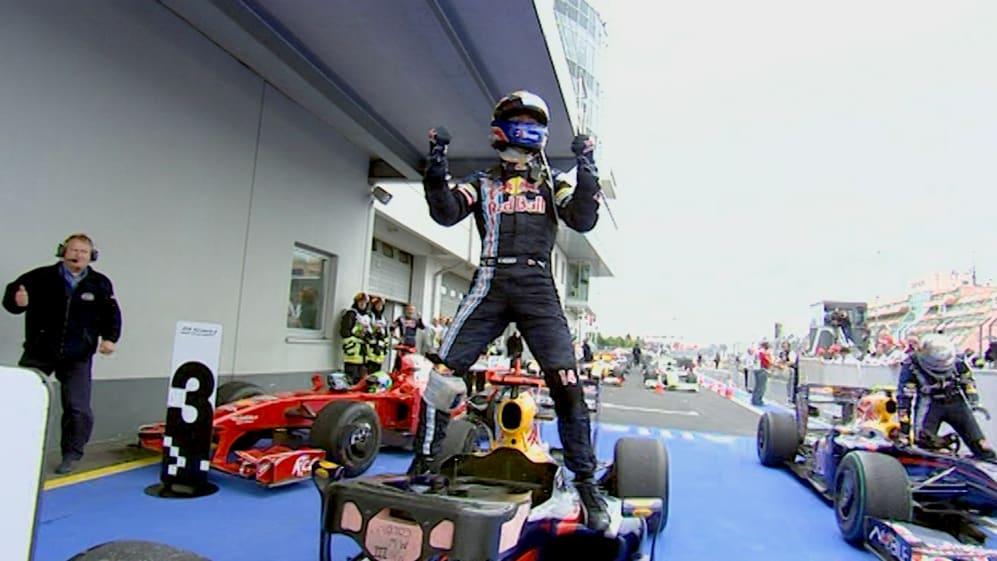 F1 VAULT: Germany 2009 - Mark Webber's stunning debut win