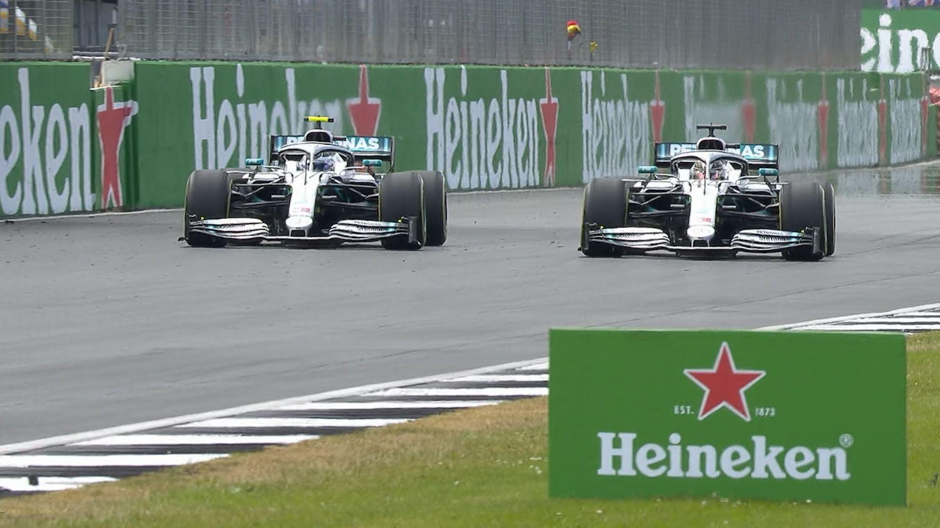 Strategy error cost me victory shot, says Bottas | Formula 1®