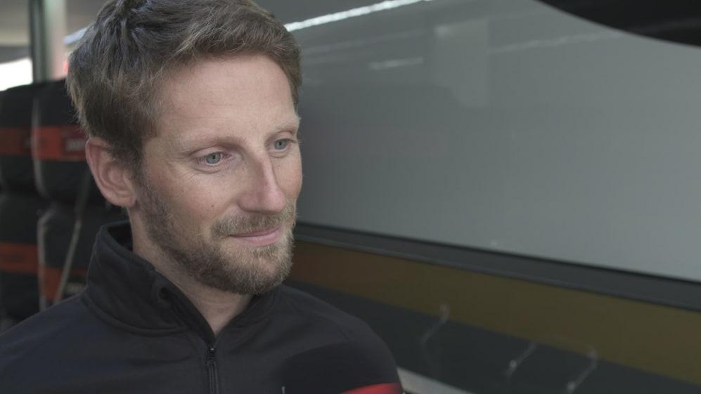 Romain Grosjean: Race 1 spec corner stability 'outstanding'