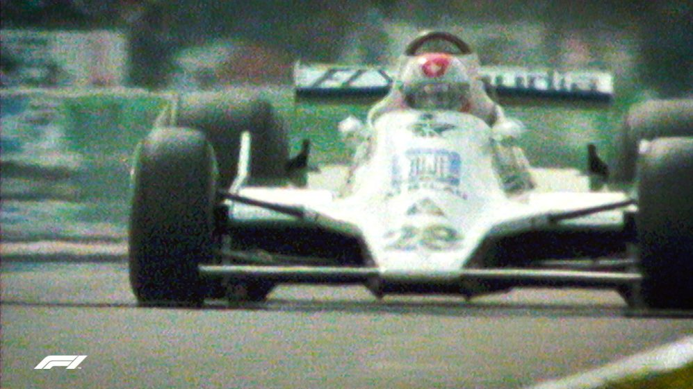F1 Vault: Regazzoni takes Williams's first win at Silverstone in 1979