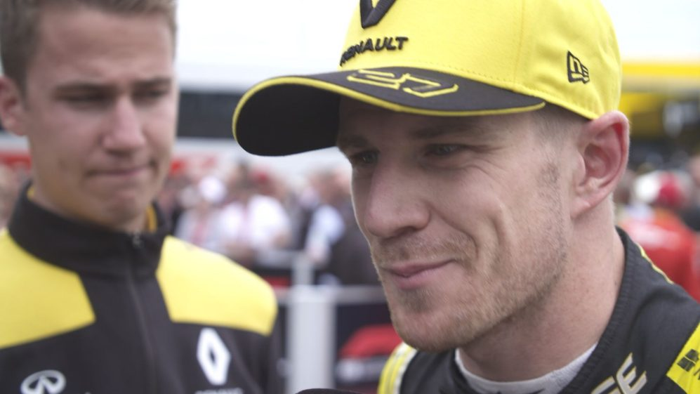 Nico Hulkenberg: We can fight with the midfield