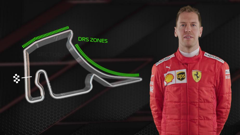 GERMANY: Sebastian Vettel's Hockenheim circuit guide