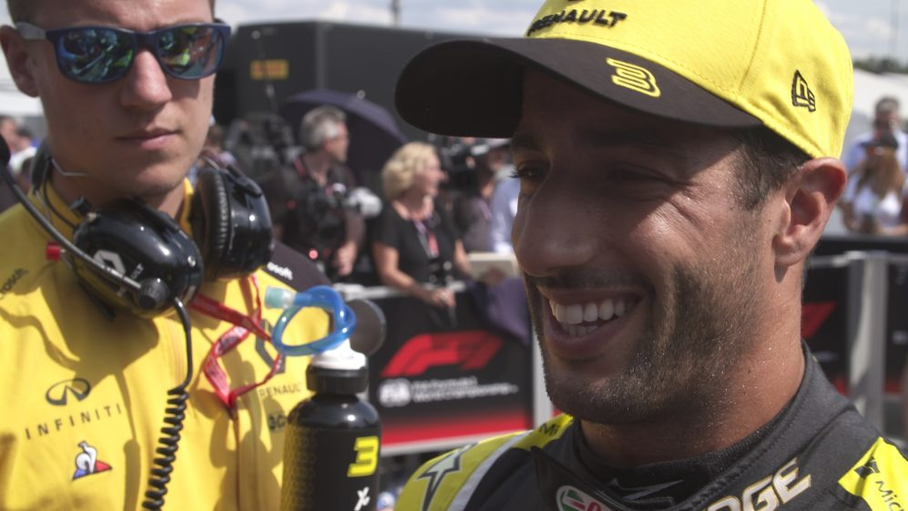Daniel Ricciardo: 'I want to put my fist through a wall'