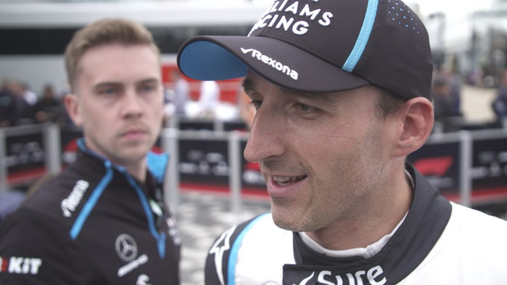 Robert Kubica: Final outcome is always the same