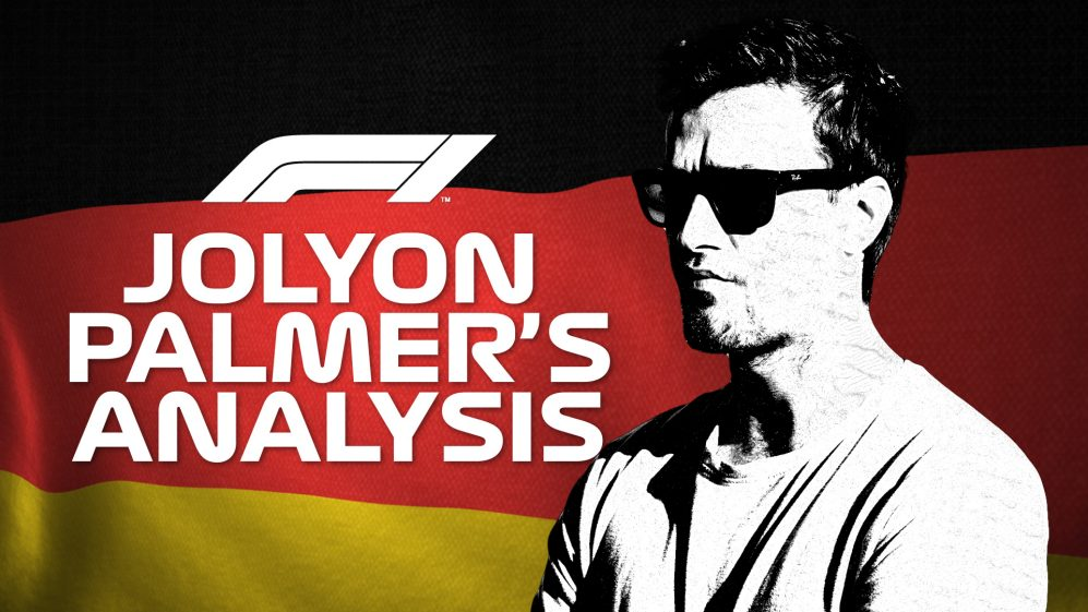 Jolyon Palmer's Analysis: 2019 German Grand Prix