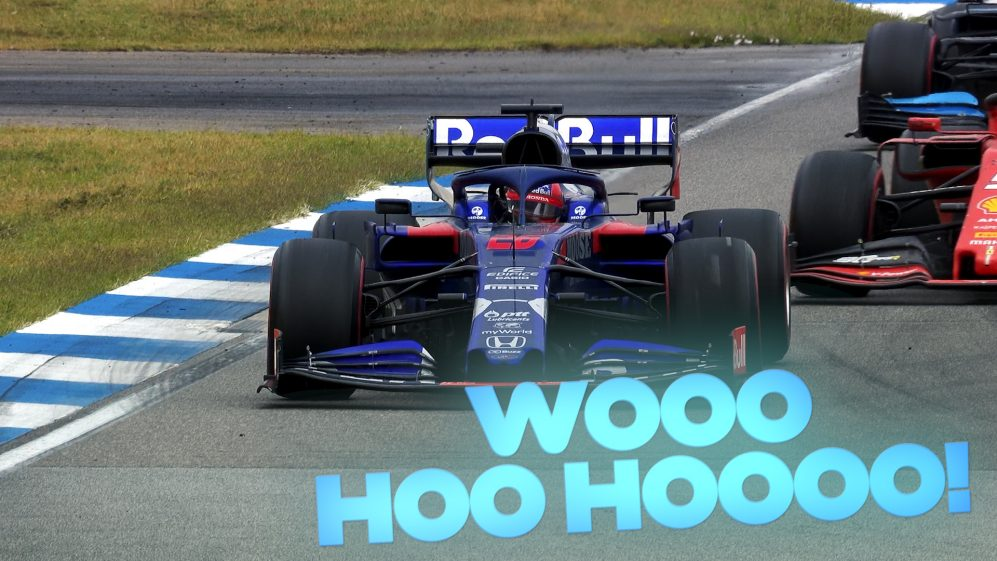 Top 10: F1's Best Team Radio of the Year so far