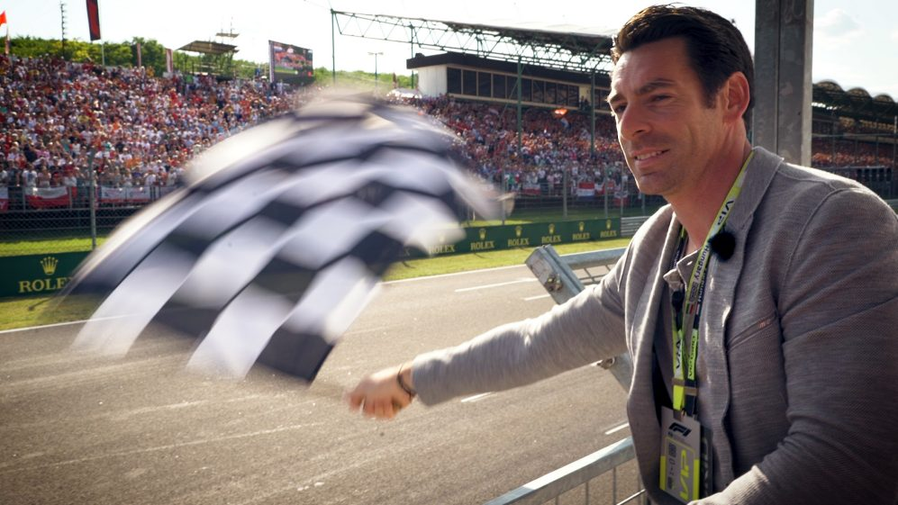 Simon Pagenaud's unforgettable Hungarian GP experience