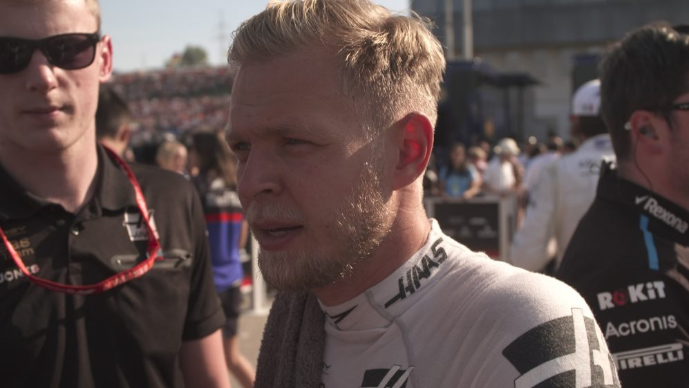 Kevin Magnussen: Needed to stay alert today for anything unexpected