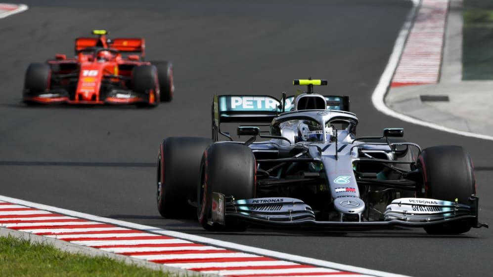 QUALIFYING HIGHLIGHTS: 2019 Hungarian Grand Prix