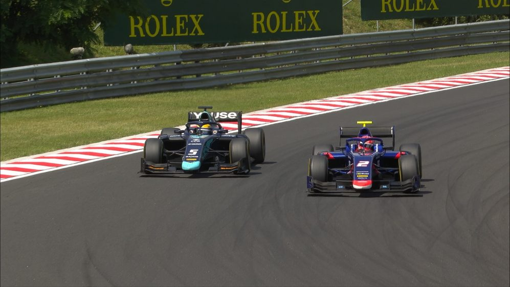Top 5 Moments: F2 2019 Round 8 - Hungary