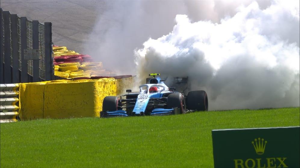 QUALIFYING HIGHLIGHTS: 2019 Belgian Grand Prix