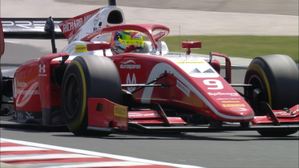 F2 2019 Round 8: Hungary sprint race highlights