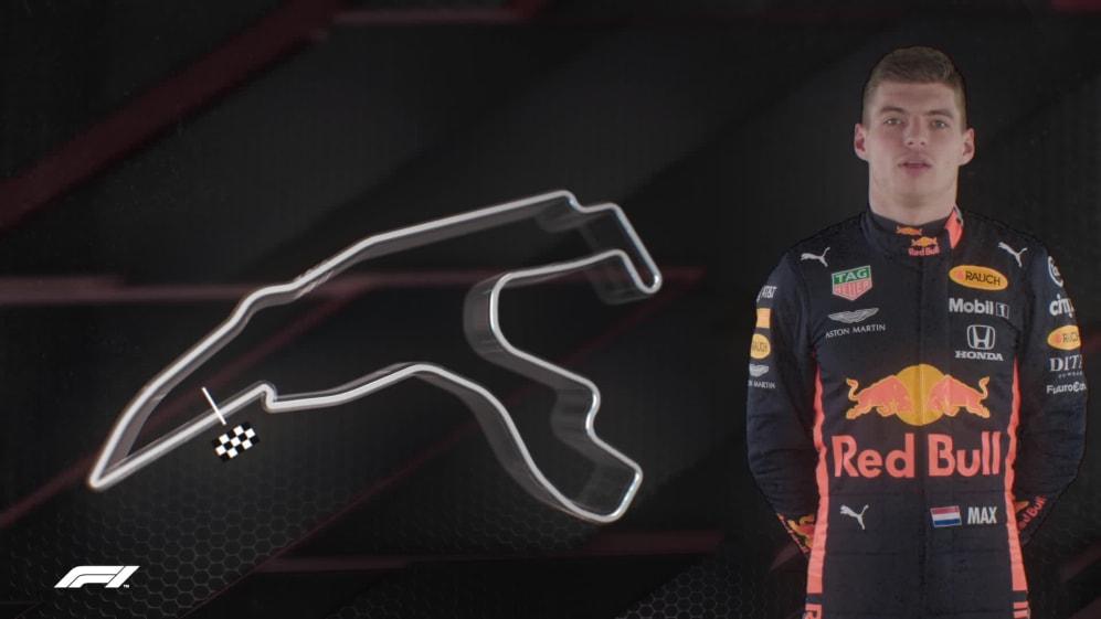 BELGIUM: Max Verstappen's Spa-Francorchamps circuit guide