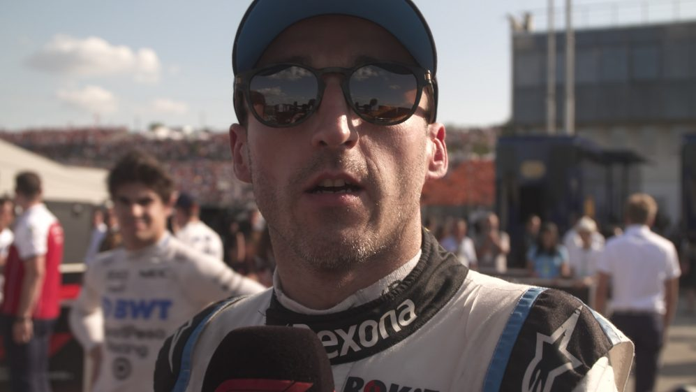 Robert Kubica: Another difficult day in the Williams