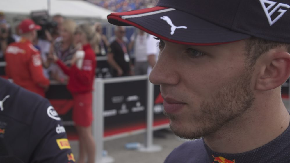 Pierre Gasly: 'We'll take the fight to Ferrari'