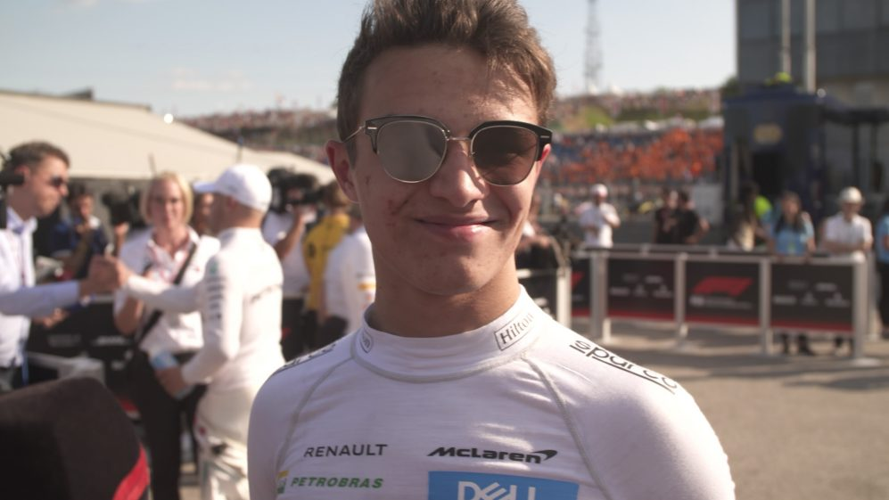 Lando Norris: We had 'good pace in the car... but lost out on the pitstops'