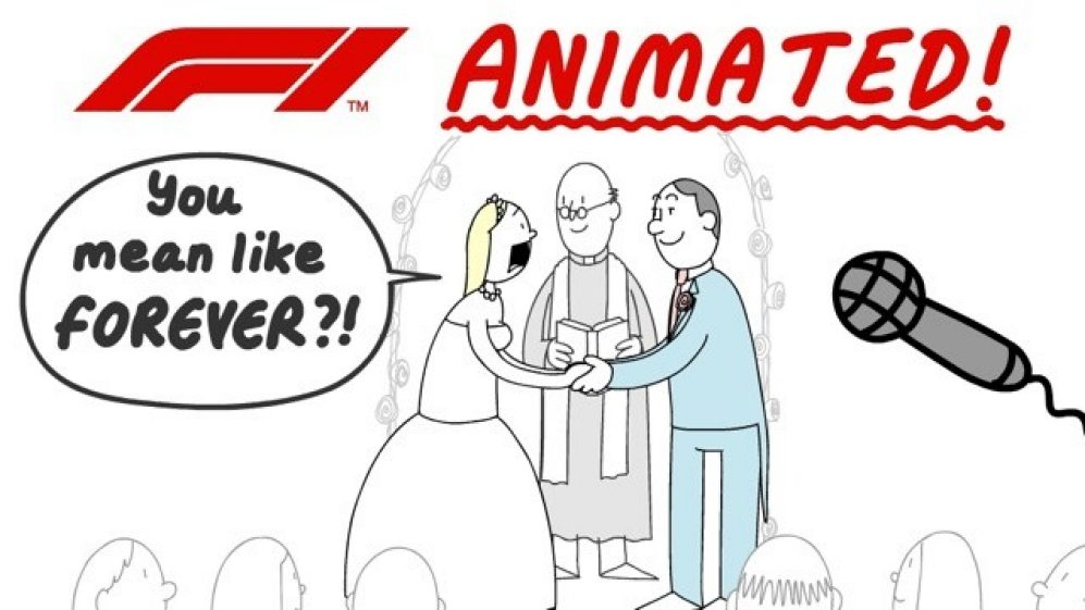 F1 ANIMATED! The funny side of 2019 so far