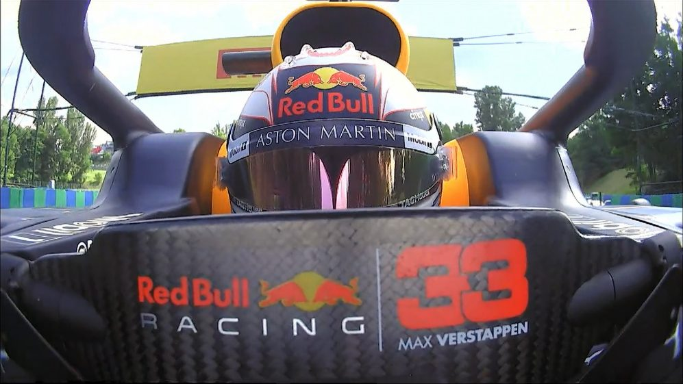 Qualifying: Verstappen flies to first pole position in Hungary
