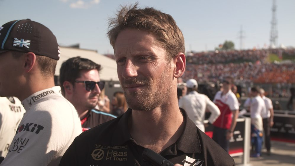 Romain Grosjean: 'The pace just wasn't there' today