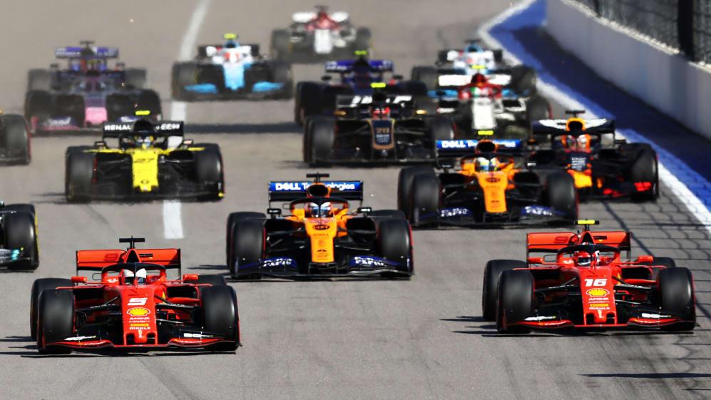 RACE HIGHLIGHTS: 2019 Russian Grand Prix