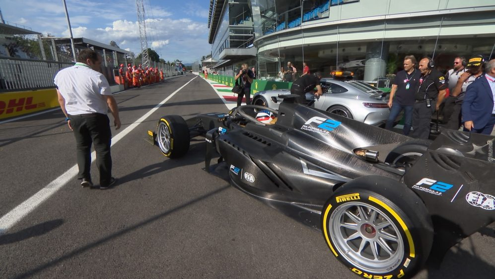 Pirelli unveil new 18-inch tyres