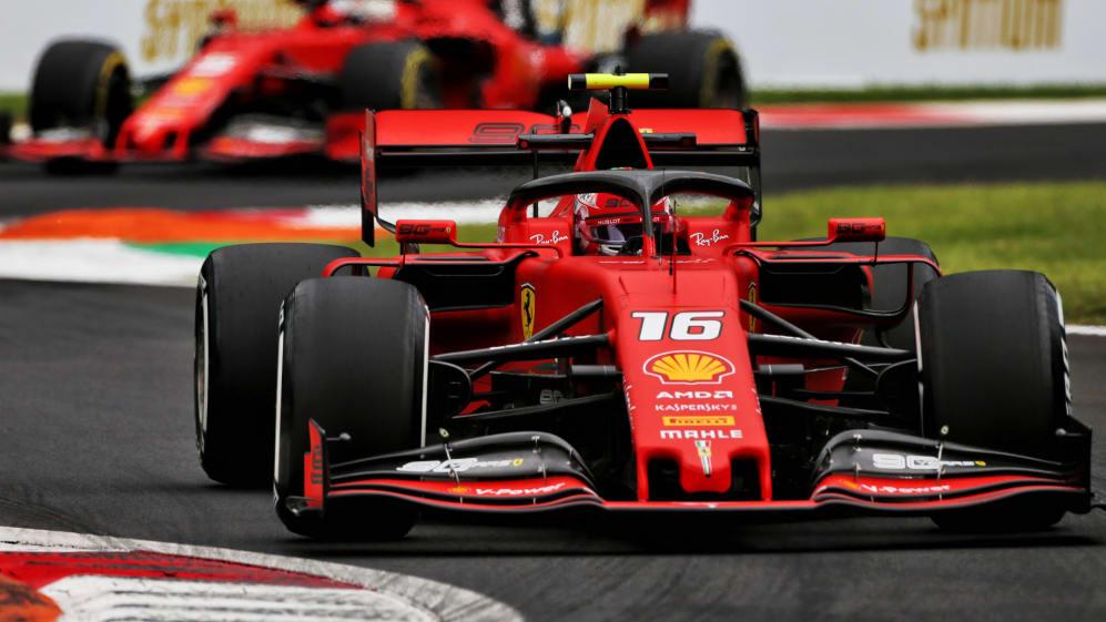 FP2 HIGHLIGHTS: 2019 Italian Grand Prix