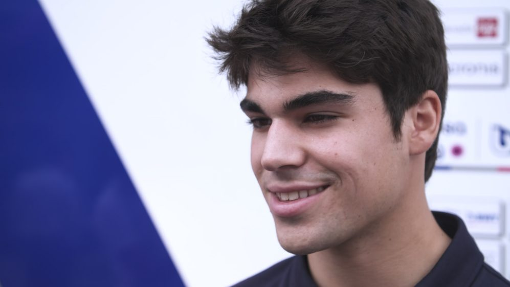 Lance Stroll: 'I was completely blind' coming back on track