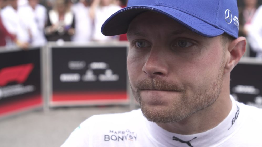 Valtteri Bottas 'trying everything' to catch Leclerc