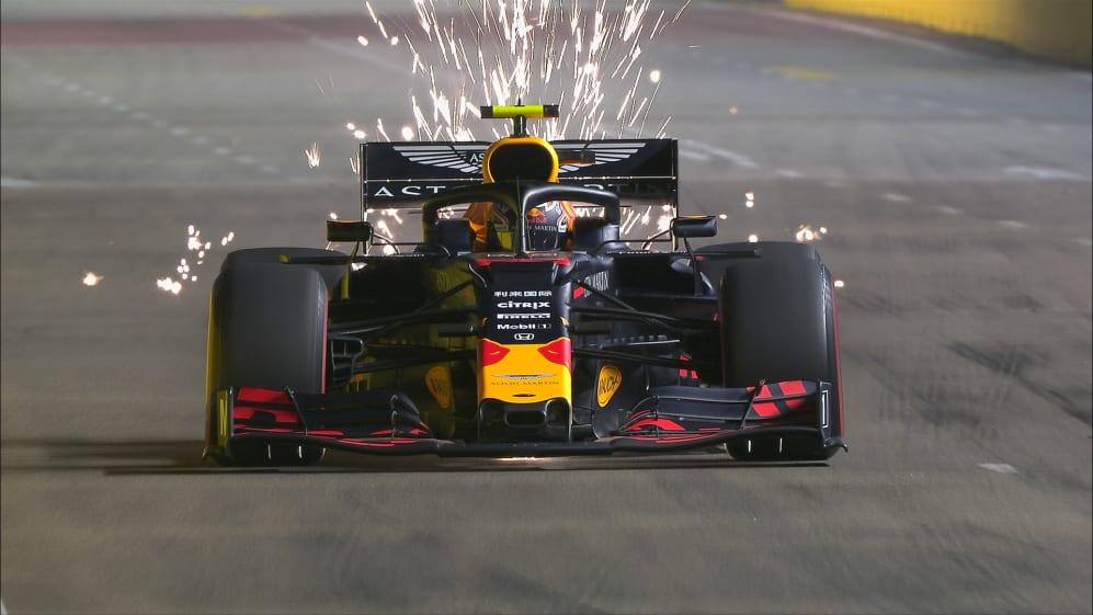 FP2 HIGHLIGHTS: 2019 Singapore Grand Prix