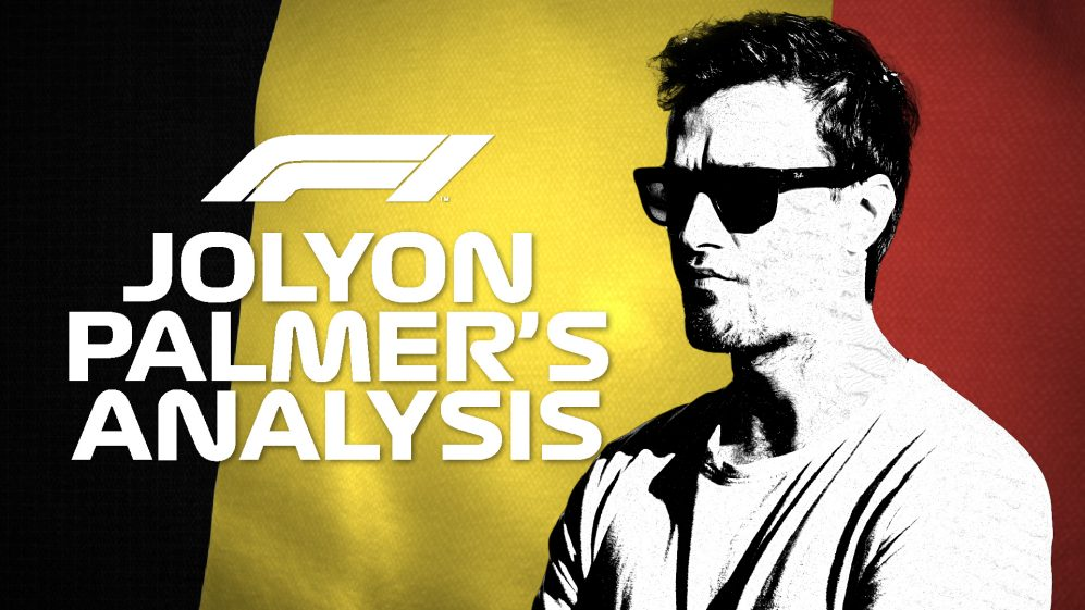 Jolyon Palmer's Analysis: 2019 Belgian Grand Prix