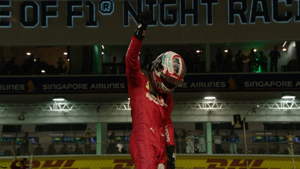 Leclerc claims unexpected pole for the 2019 Singapore Grand Prix