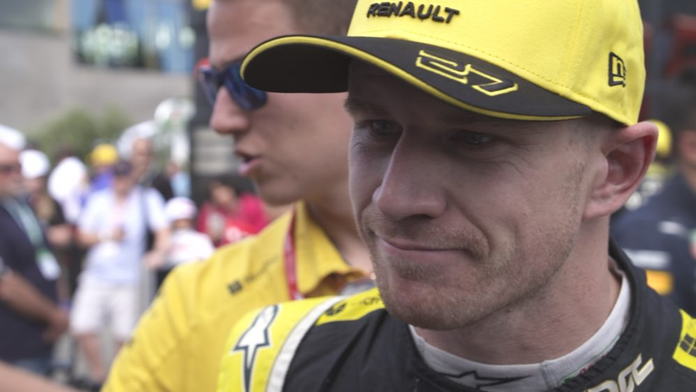 Nico Hulkenberg: 22 points is a strong team result