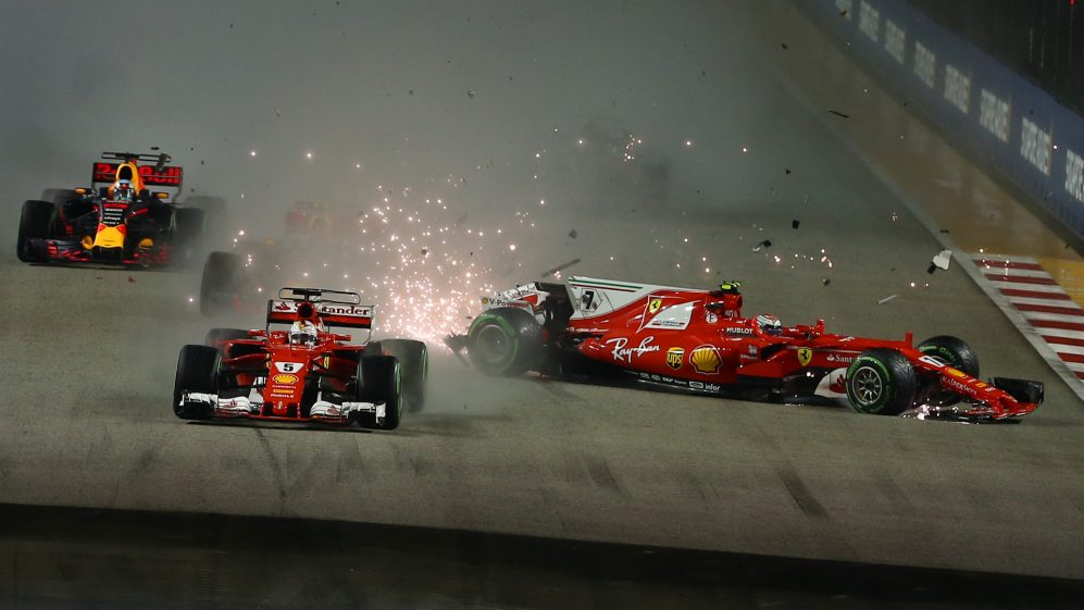 SINGAPORE: 5 shock moments from F1 history