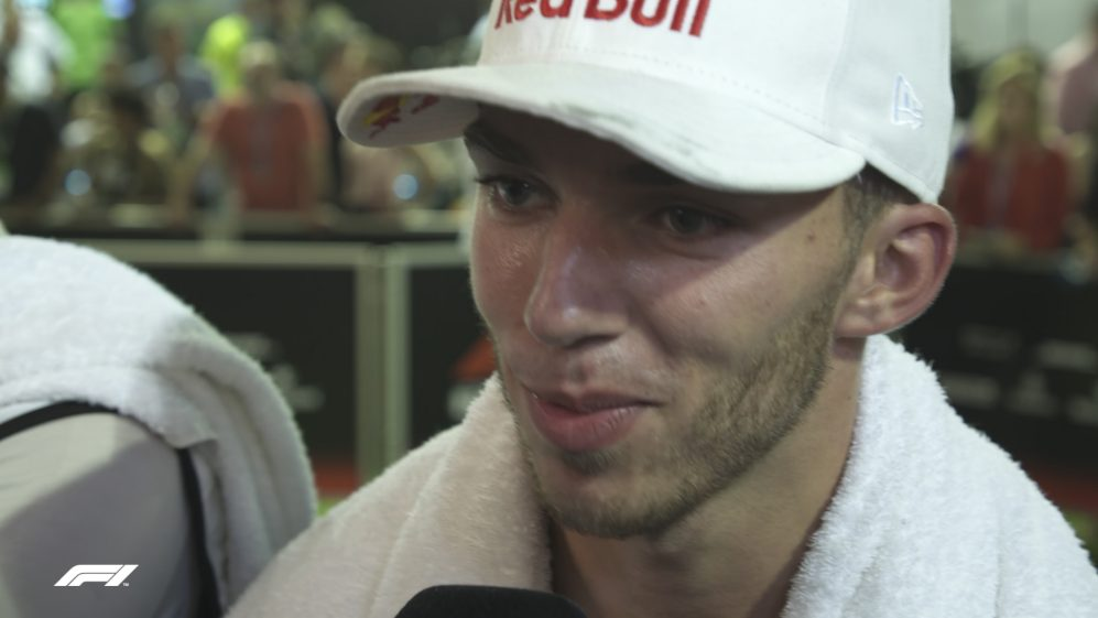 Pierre Gasly: Safety car cost me positions