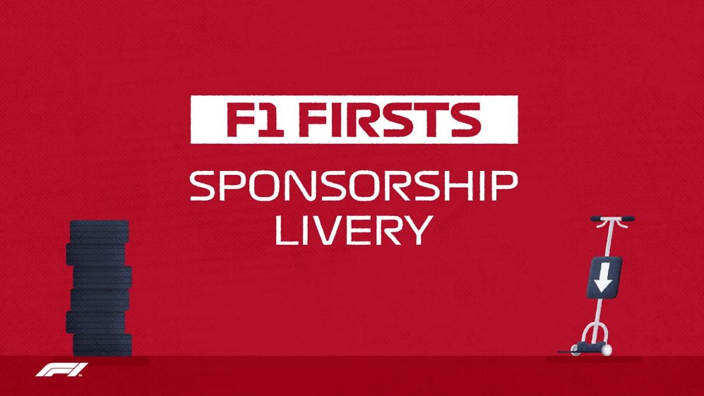 F1 Firsts: the first sponsored livery in Formula 1