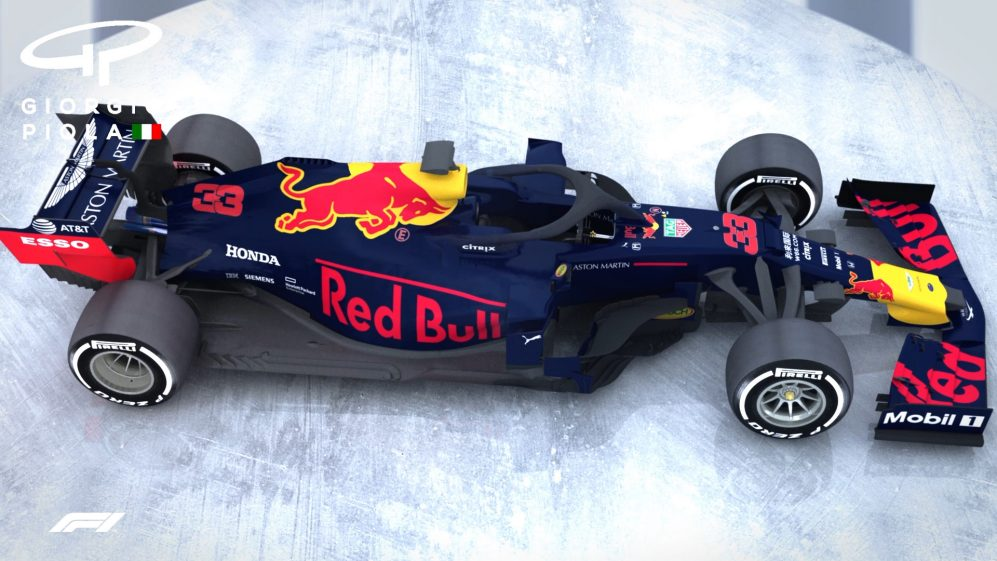 How Red Bull have evolved the RB15