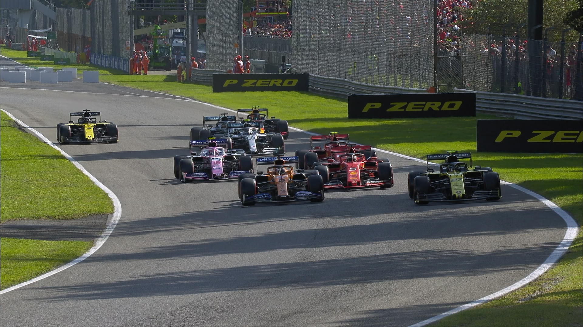 It S Going To Be A Nightmare Hamilton Braced For More Qualifying Shenanigans At Monza This Year Formula 1