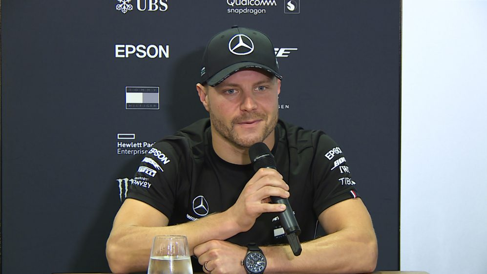Valtteri Bottas: Expecting 'a stronger weekend for us'